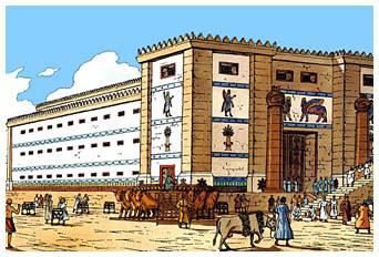 Les dimensions du Temple 3009-1-4