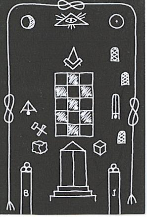 Assez 3061-9 : Le Tableau de L\ au 1er degré HW54